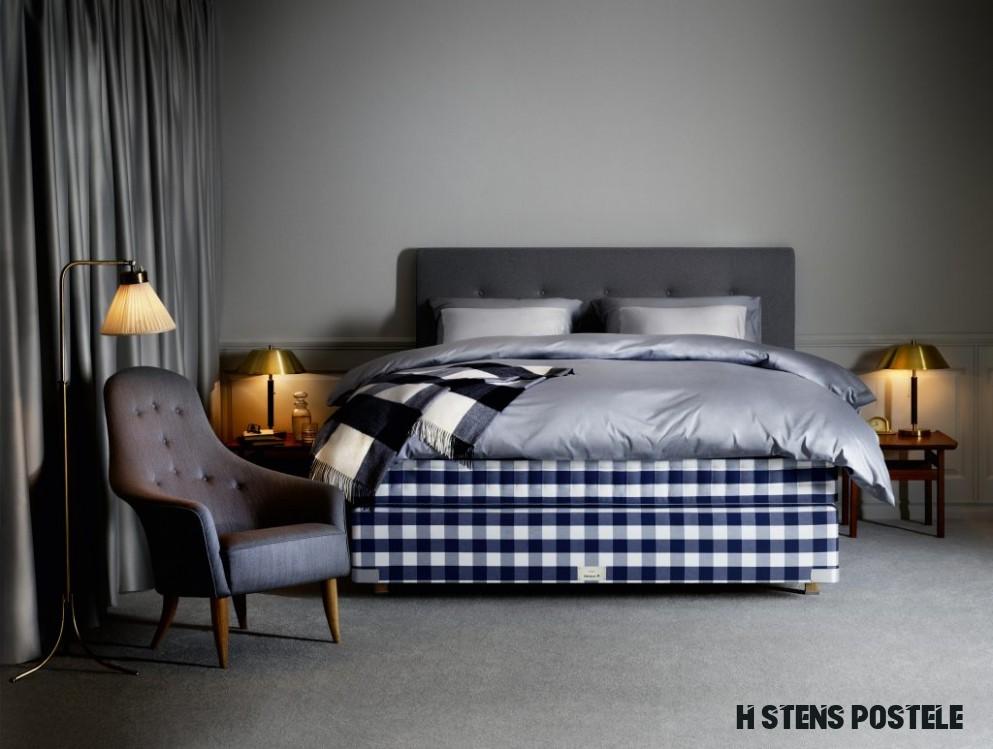 Hästens bed - Bedroompedia