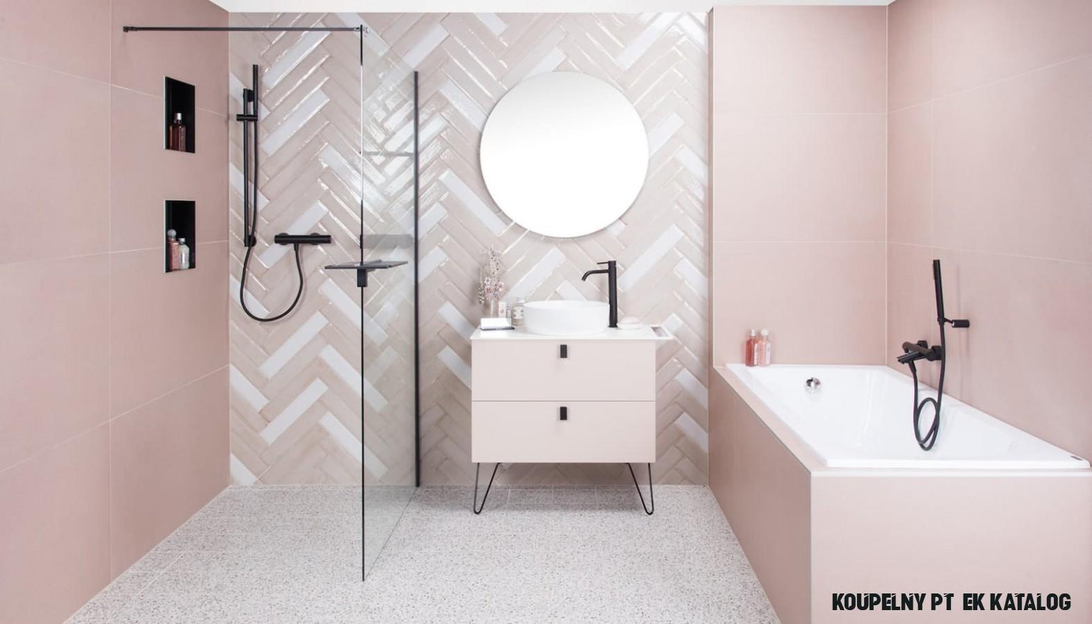 Stylové koupelny a jejich vybavení  SIKO