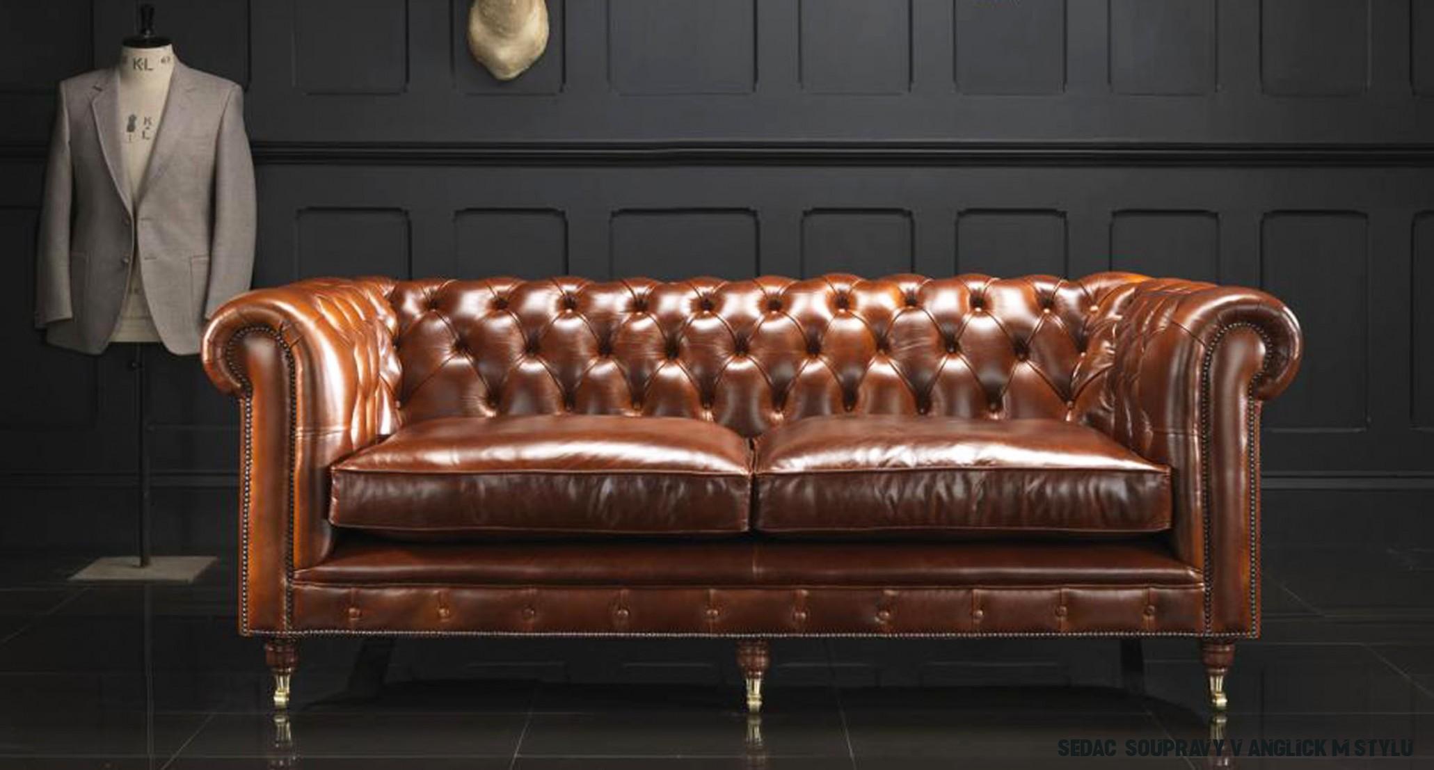 Sedací soupravy a sedací nábytek - Luxusní stylový nábytek a
