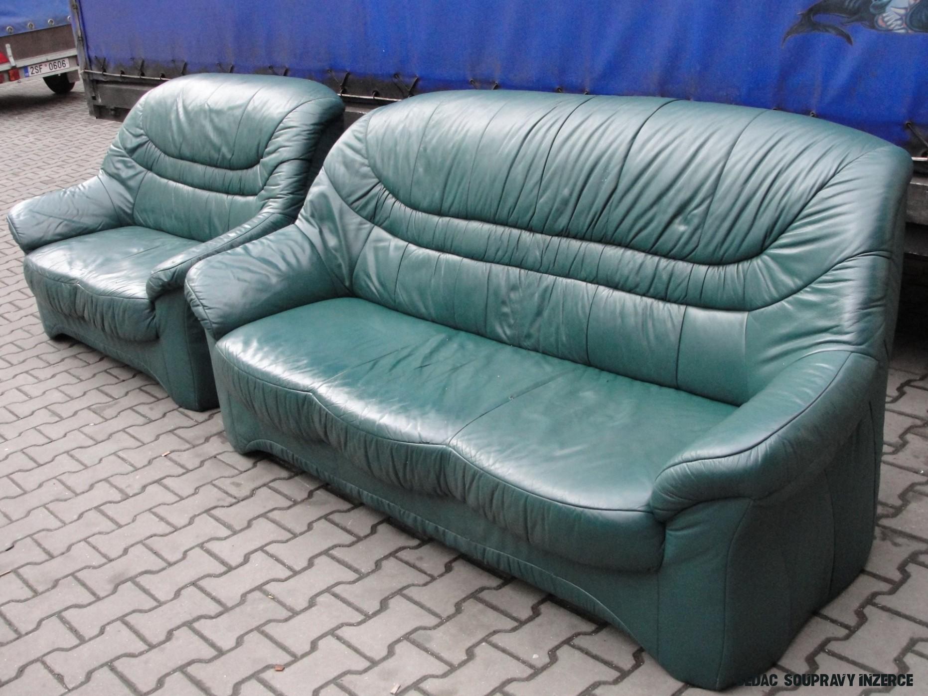 Bazar nábytku U Slávka - Sedací soupravy, křesla
