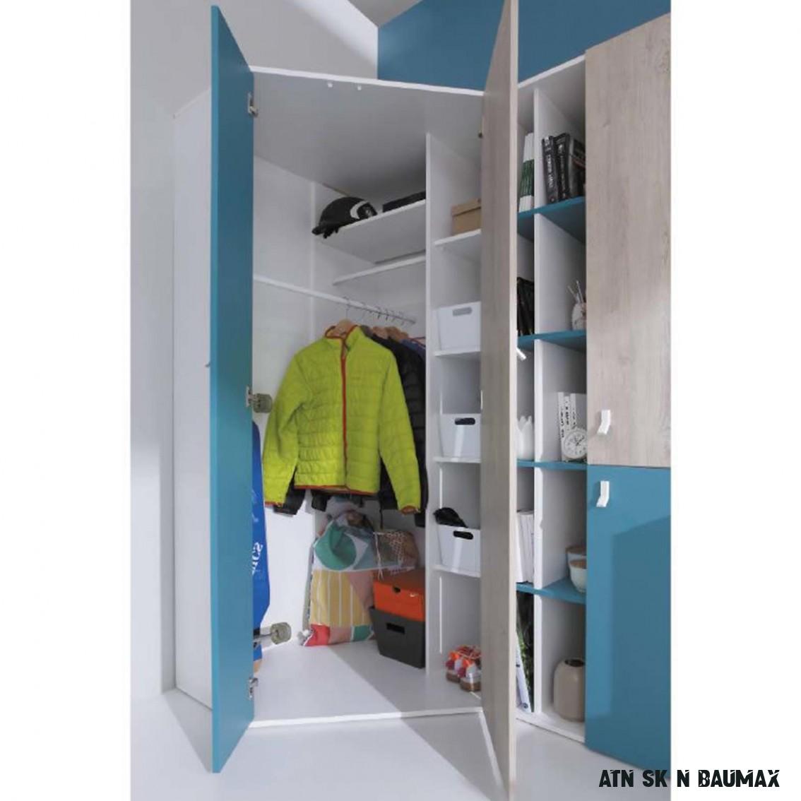 Jak navrhnout interiér šatní skříně? Poradíme, co hledat / Rady