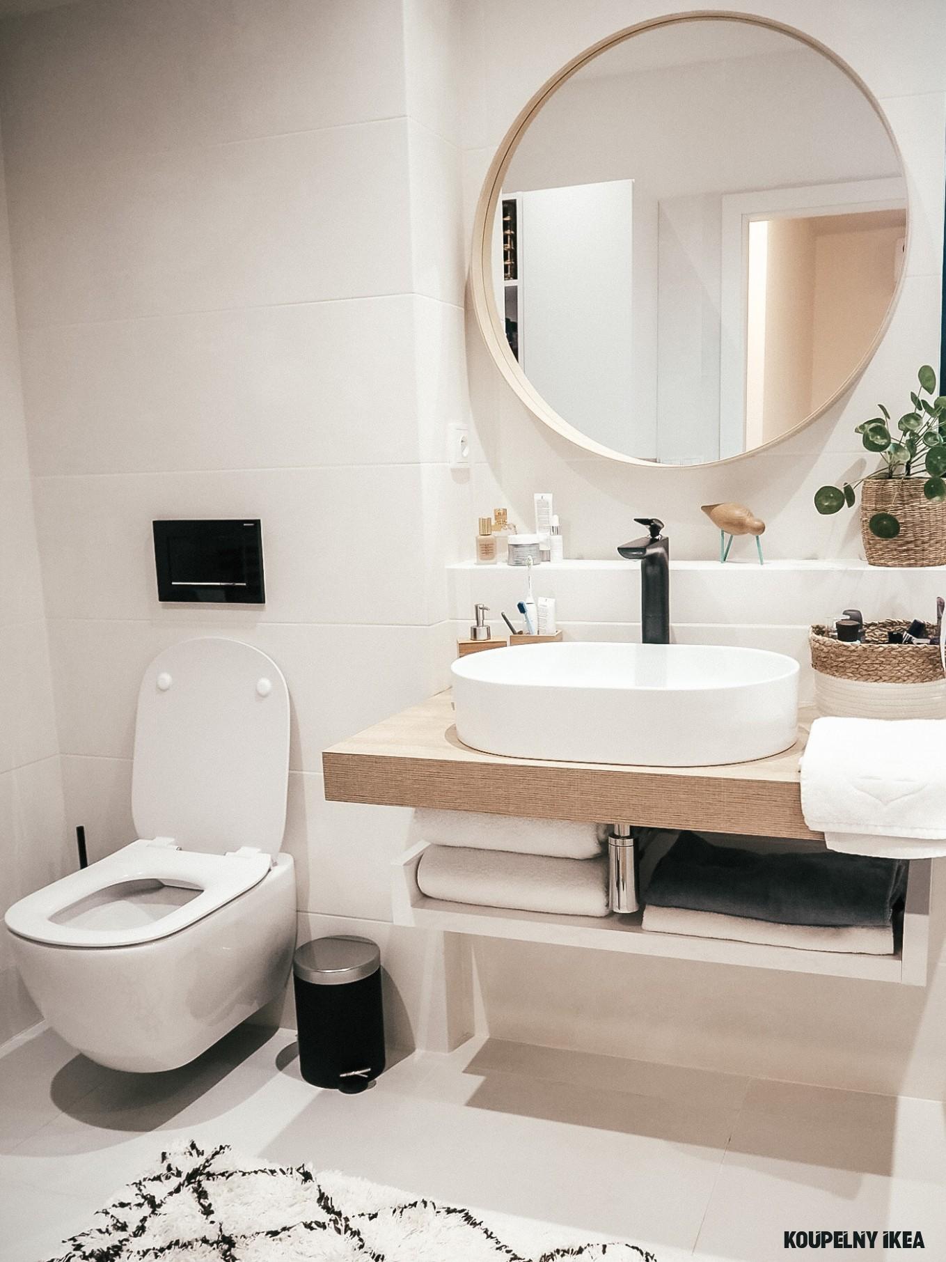 Vysněná koupelna — VERU HARNOL